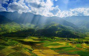 Gợi ý 5 địa điểm du lịch lý tưởng tại Việt Nam