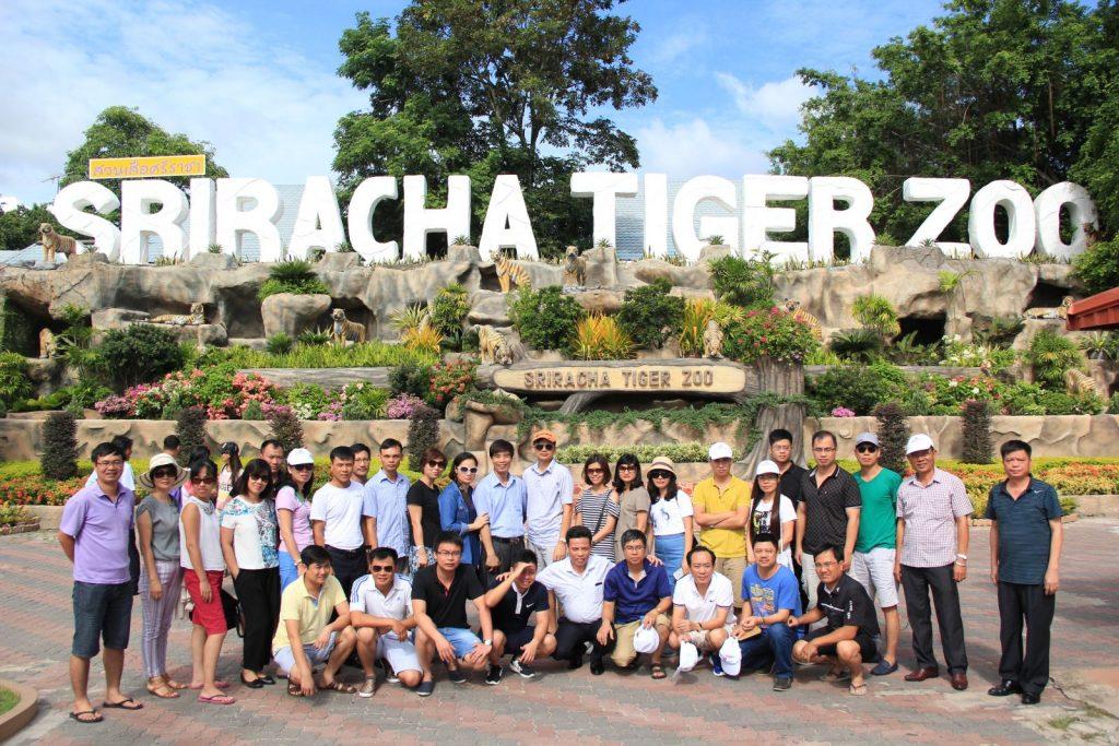 Tour du lịch Thái Lan 5N4Đ khởi hành từ Hà Nội