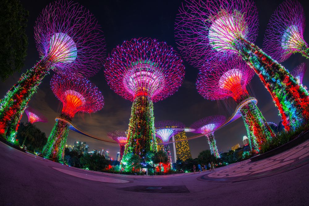 SINGAPORE –  MALAYSIA 4 ngày 3 đêm