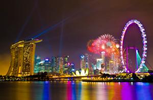 SINGAPORE-SENTOSA 4N3Đ Bay VJ